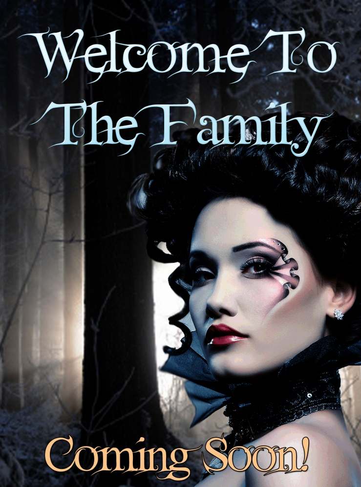 The Place holder for Welcome to the Family